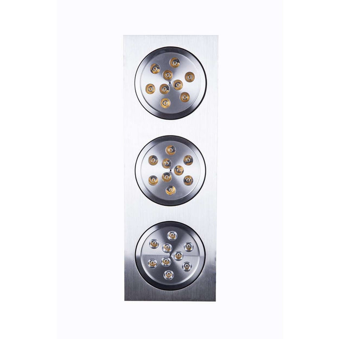 Tara Recessed Architectural LED Spotlight - Triple