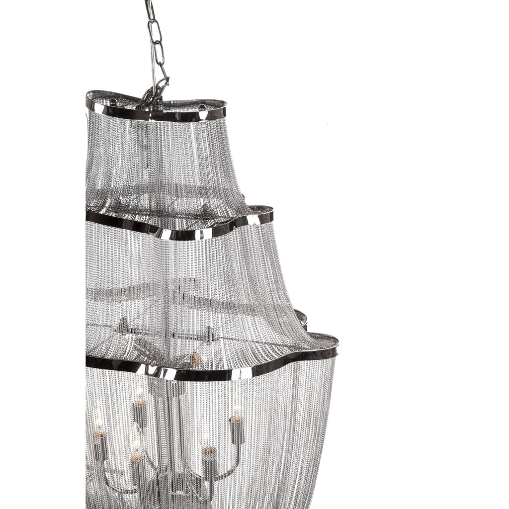 Atlantis Suspension Light Three Tier Chain Chandelier [new product] free shipping