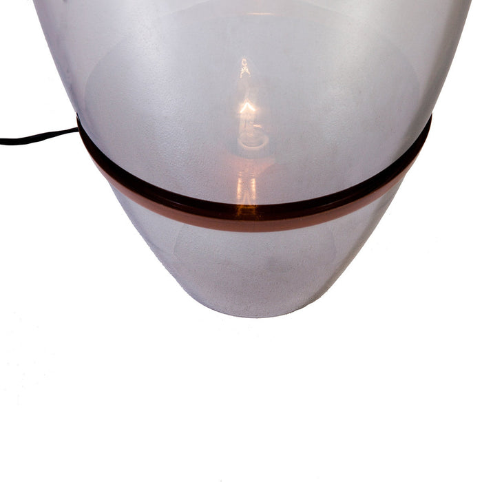 Modern Canopic Table Lamp