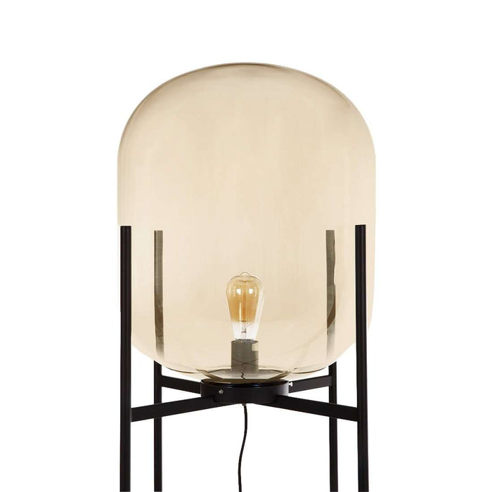 Modern Oda Big Capsule Floor Lamp