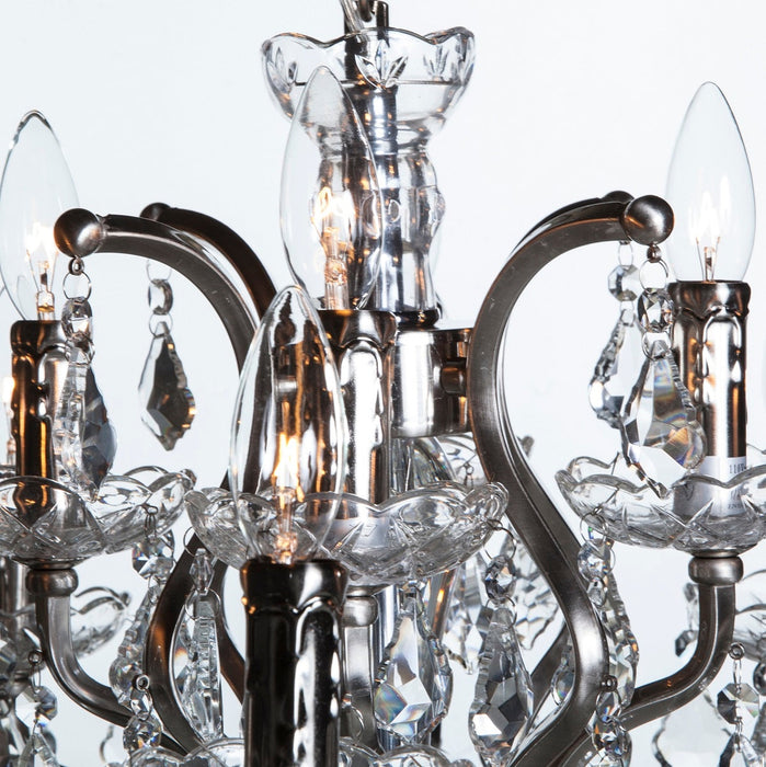 Modern Crystal Caley Chandelier