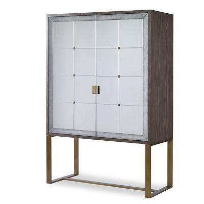 Mr. Brown Lombardi Mid Size Cabinet