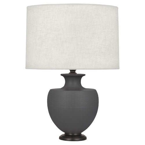 Matte Ash Michael Berman Atlas Table Lamp