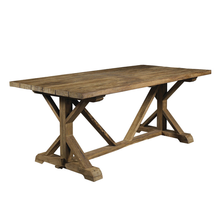 Xena Reclaimed Outdoor Teak Dining Table