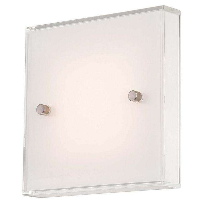 Wall Sconce Brushed Nickel