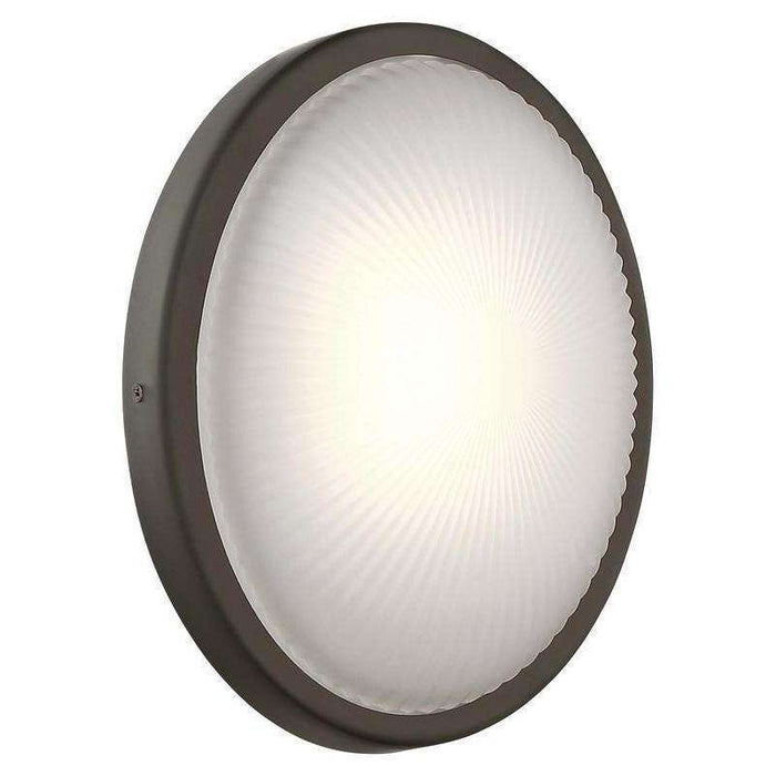 Outdoor Radiun Led Wall Sconce Oil Rubbed Bronze