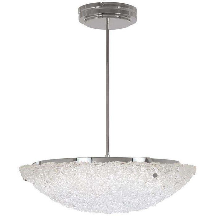 Forest Ice LED Pendant - Chrome