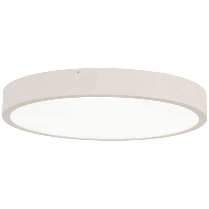 Ugo Led Flush Mount Sand White