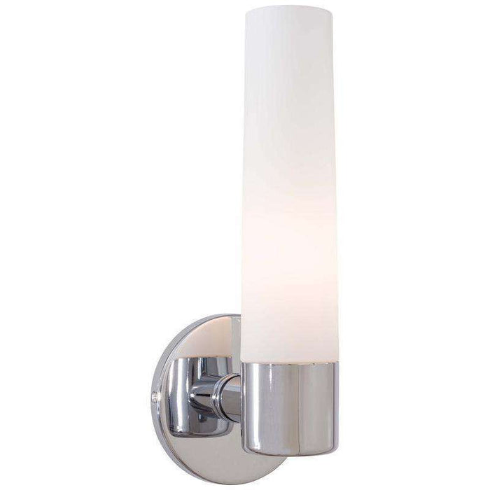 Saber Led Wall Sconce Chrome