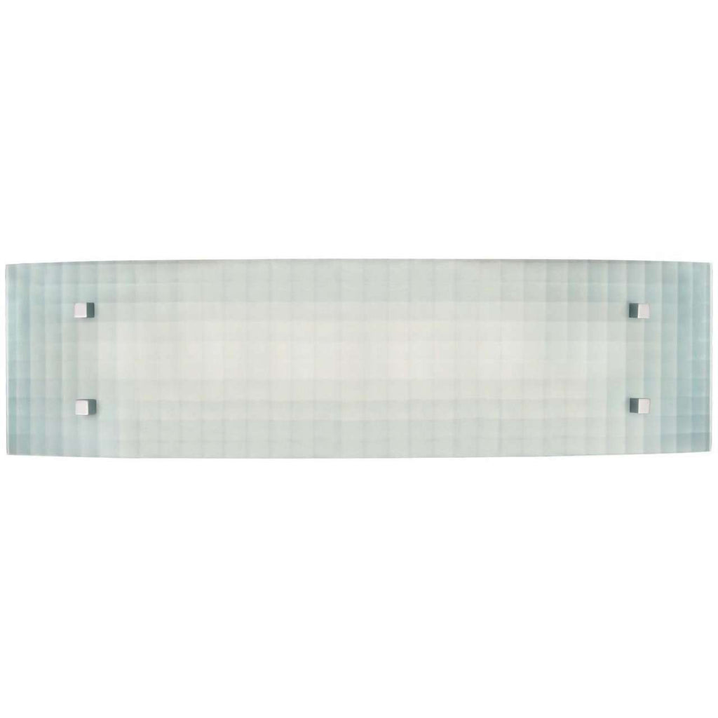 Pillow 6 Light Bath  Chrome