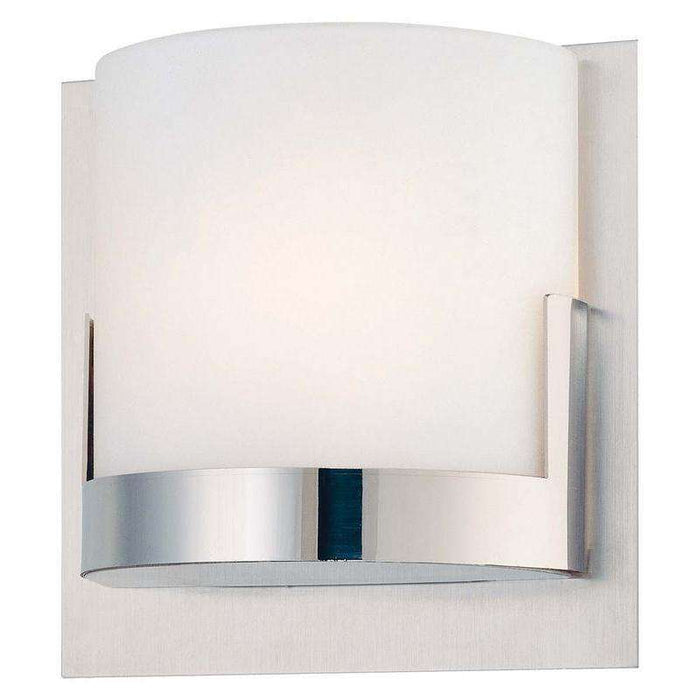 Convex 1 Light Bath Chrome