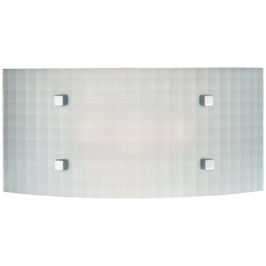 Pillow 3 Light Bath Chrome