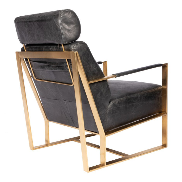 PARADISO CHAIR BLACK
