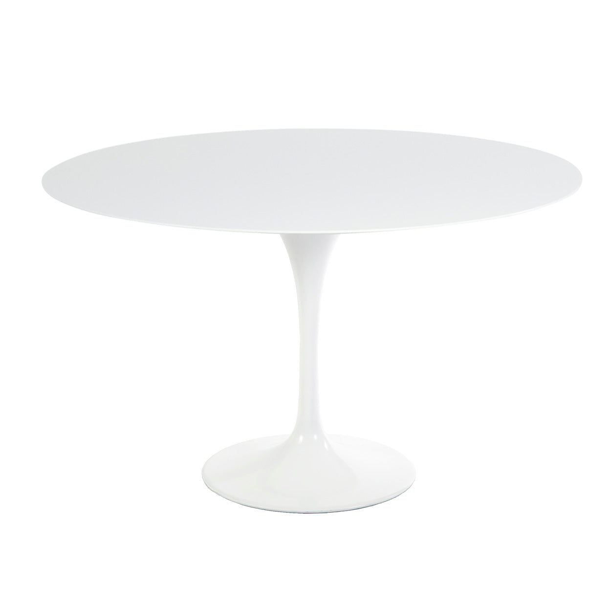 Picture of: Mid Century Round Quartz Tulip Dining Table Inspired By Eero Saarinen France Son