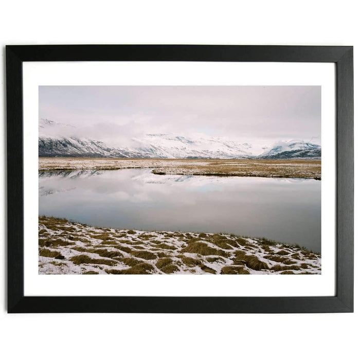 Iceland Mountainscape - Limited Edition Photograph