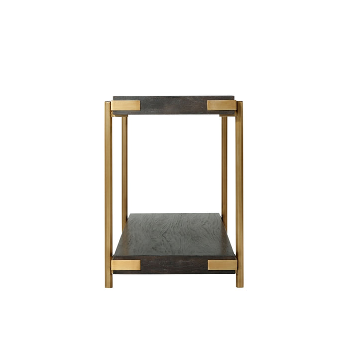 Milan Low Console Table