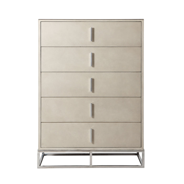 Blain Tall Boy Chest of Drawers