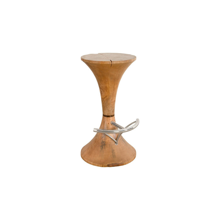Butterfly Bar Stool, Natural