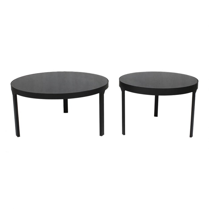 CRISTIANO COCKTAIL TABLES SET OF 2