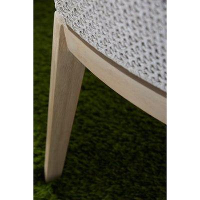 Tapestry outdoor dining chair Set of 2