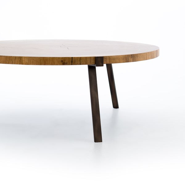 Exeter Coffee Table - Blonde