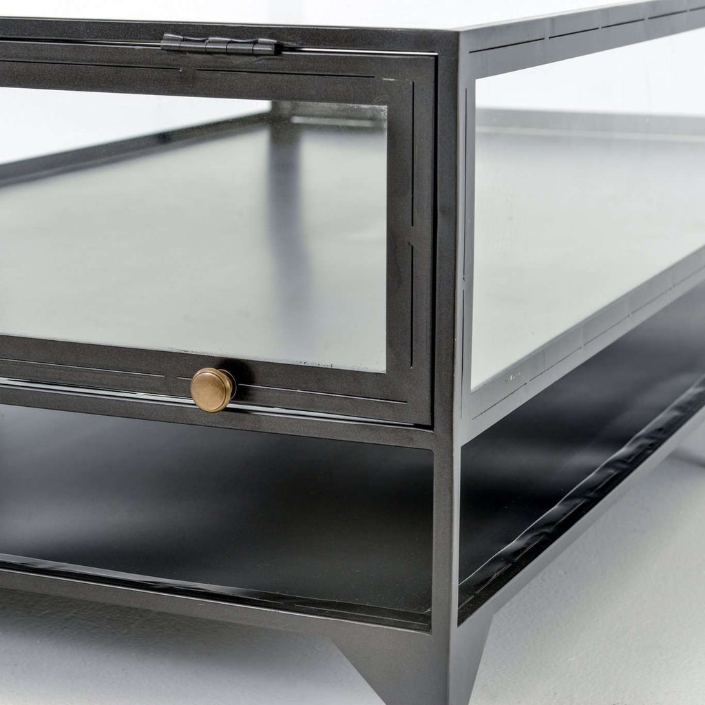 Belmont Shadow Box Coffee Table