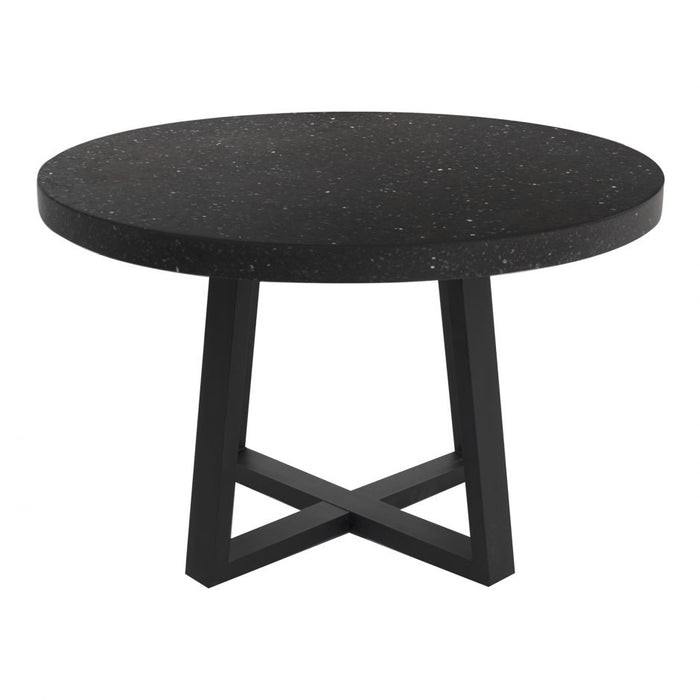 VAULT DINING TABLE BLACK