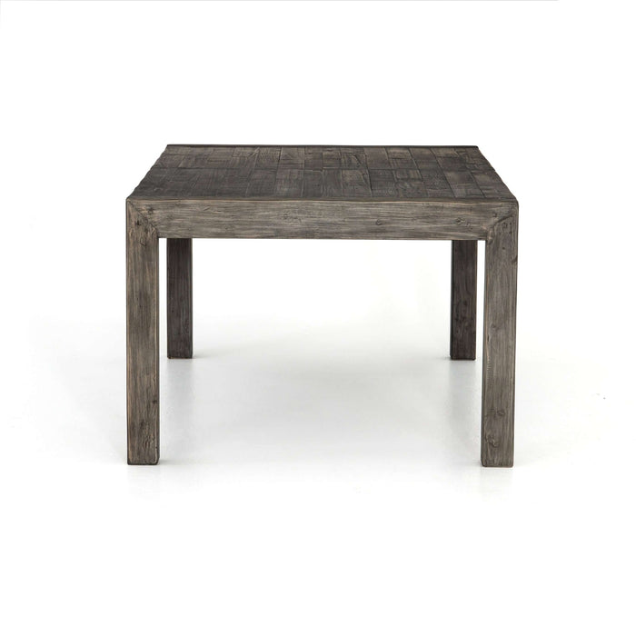 "Post & Rail 72"" Ext Dining Table"