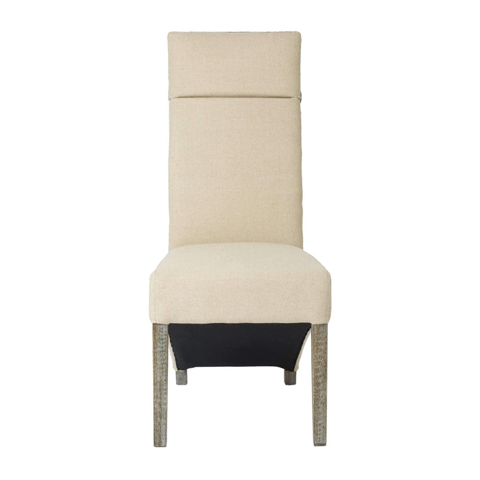 Linen Dining Chair (Set of two)