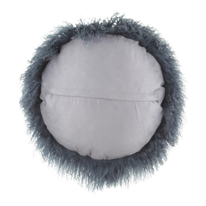 DOME PILLOW BLUE