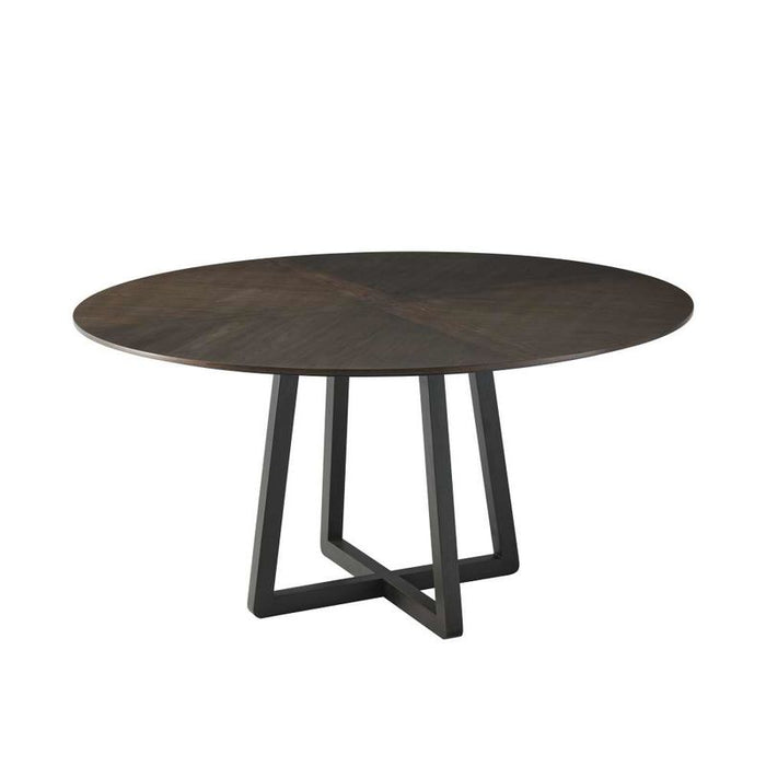 Large Edwin Round Dining Table