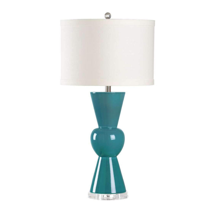 Mildred Lamp - Turquoise
