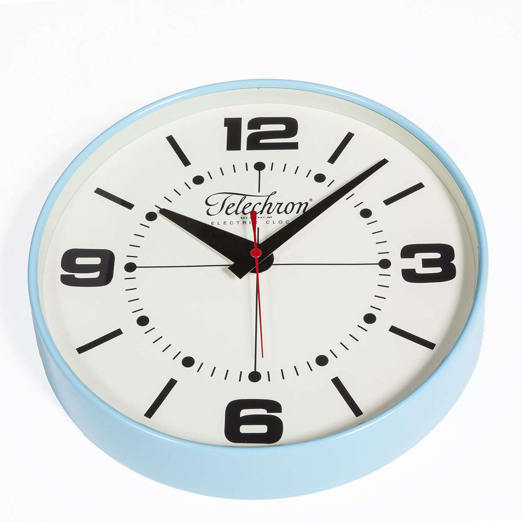 Arden Wall Clock  - Blue G133512BBLUE