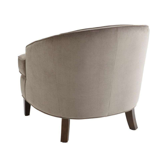 COLEMAN CHAIR - GREY FABRIC