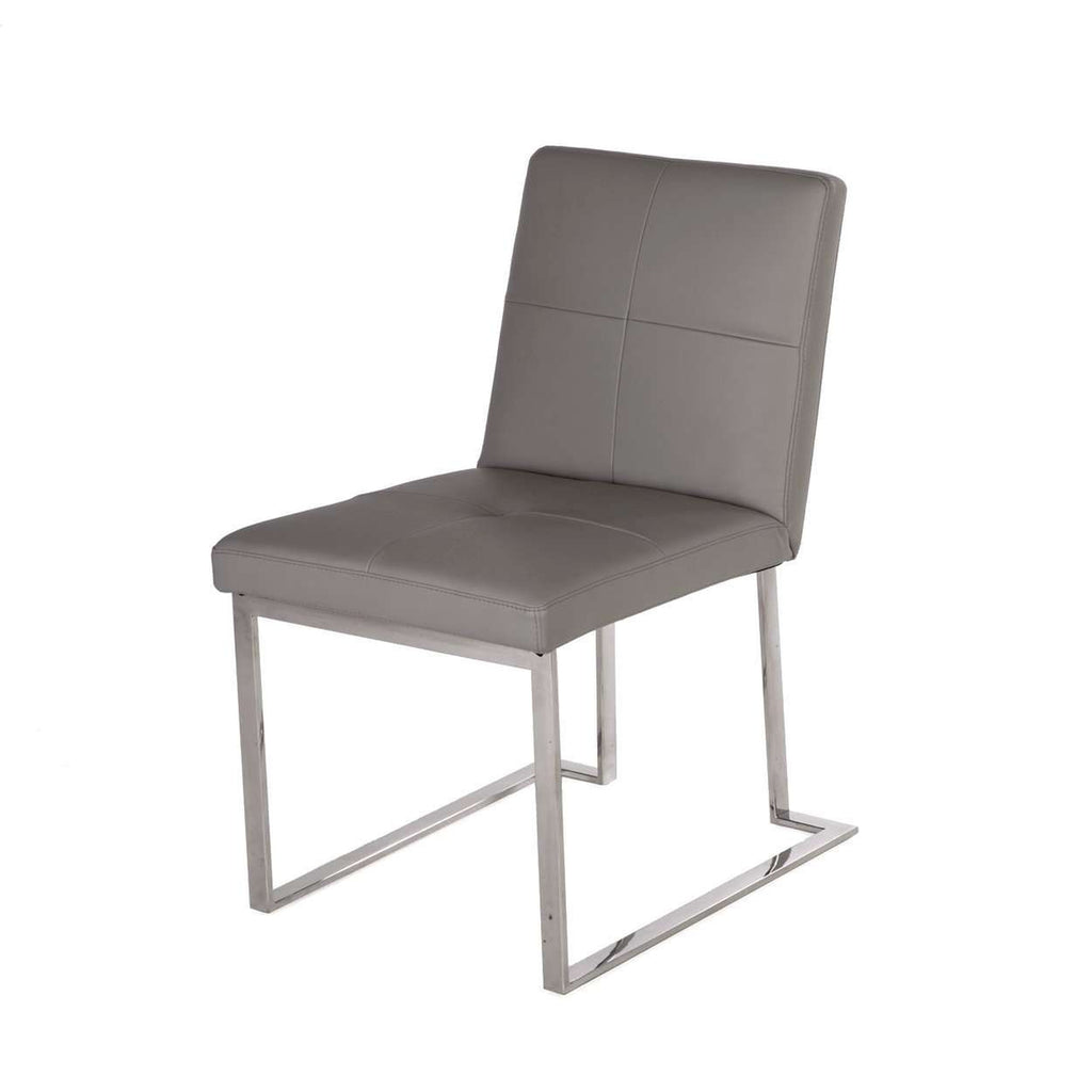 Modern Kubish Side Chair