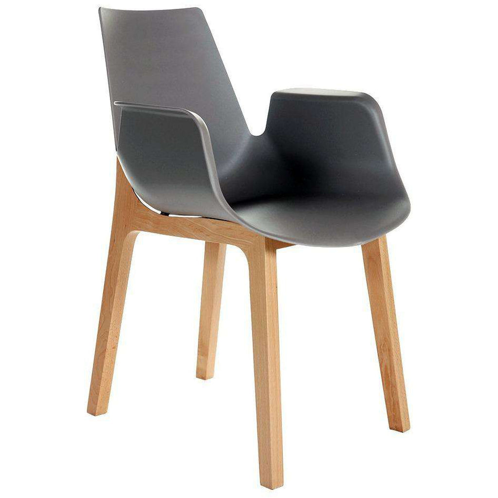 Ventura Chair - Charcoal  **PICK UP ONLY**