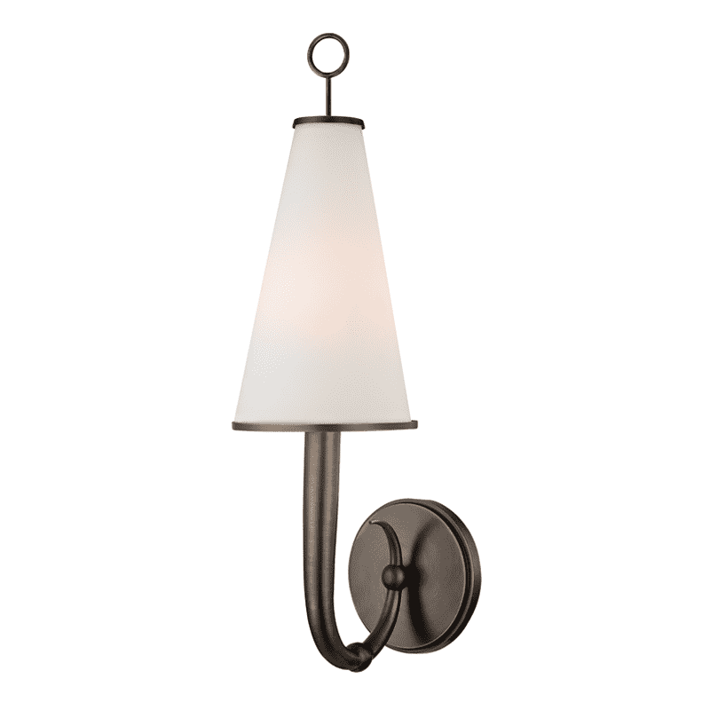 Colden 1 Light Wall Sconce Distressed Bronze