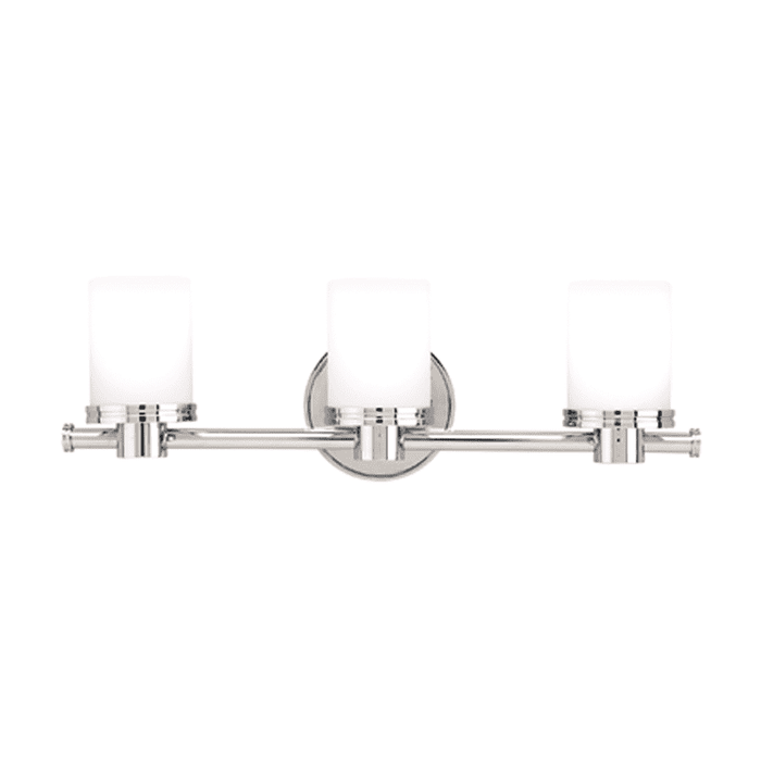 Southport 3 Light Bath Bracket Polished Chrome