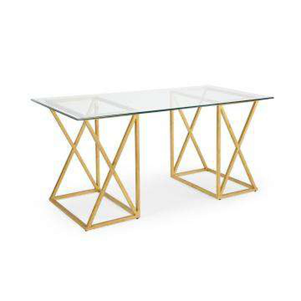 Chelsea House Gilt Desk - Gold