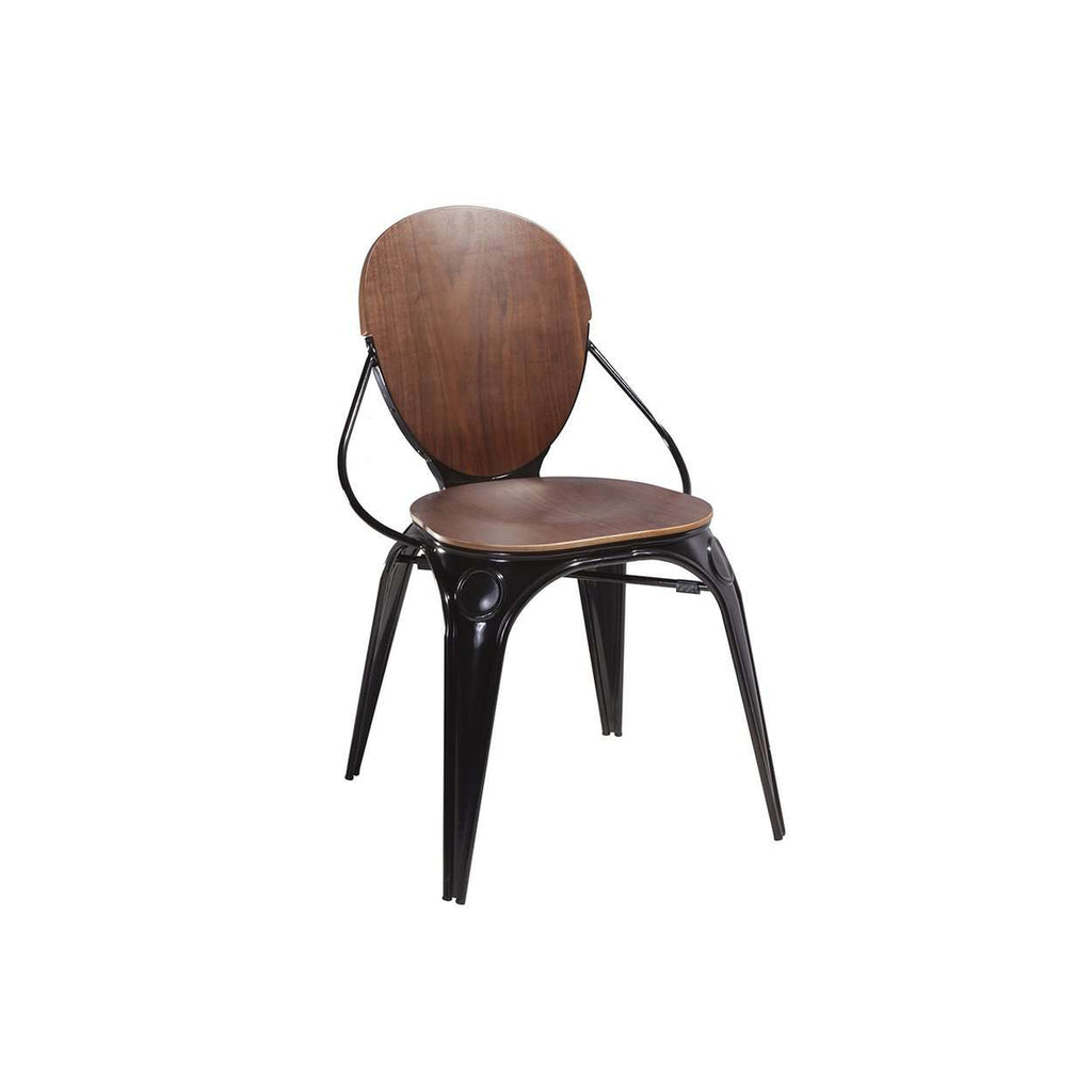Fisk Industrial Side Chair