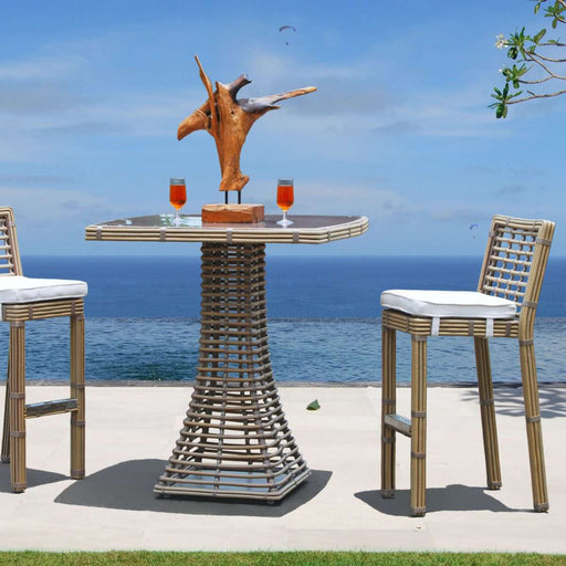 Topaz Stackable Barstool by Skyline