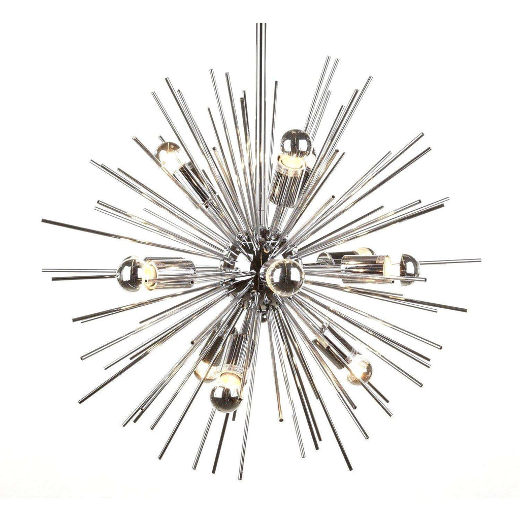Mid-Century Modern Reproduction Zanadoo Chandelier Inspired by France and Son Furnishing Co.