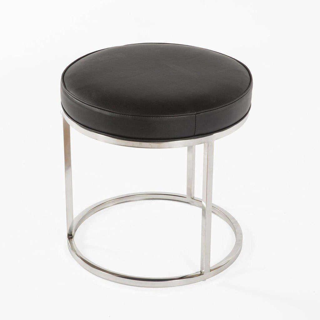 Contemporary Hamon Stool - Black