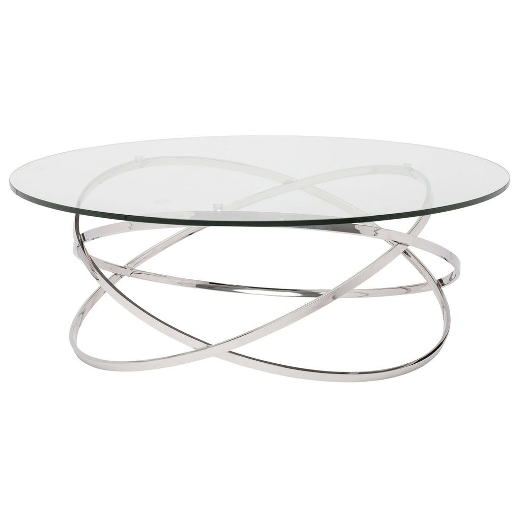 Corel Coffee Table - Clear