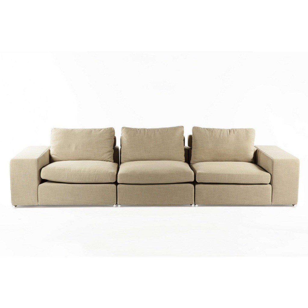 Kinnell Sectional Sofa - Grey
