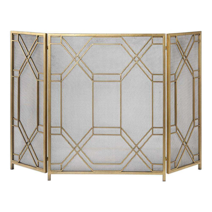 Rosen, Fireplace Screen