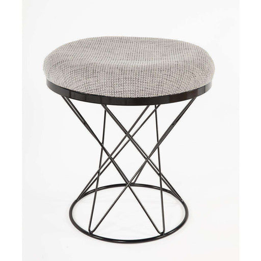 Modern Tyras Stool - Grey