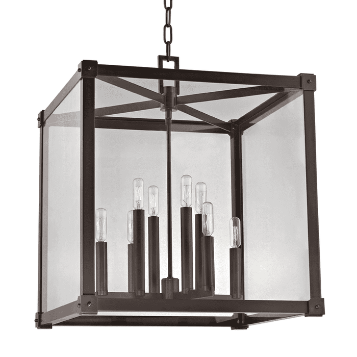 Forsyth 8 Light Pendant Old Bronze