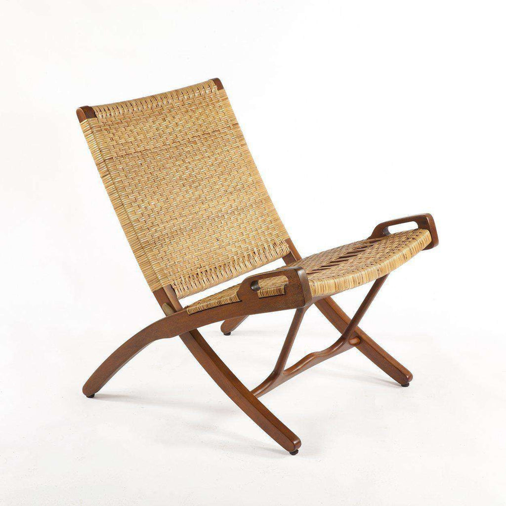 Mid-Century Modern Reproduction PP512 Folding Chair Inspired by Hans Wegner