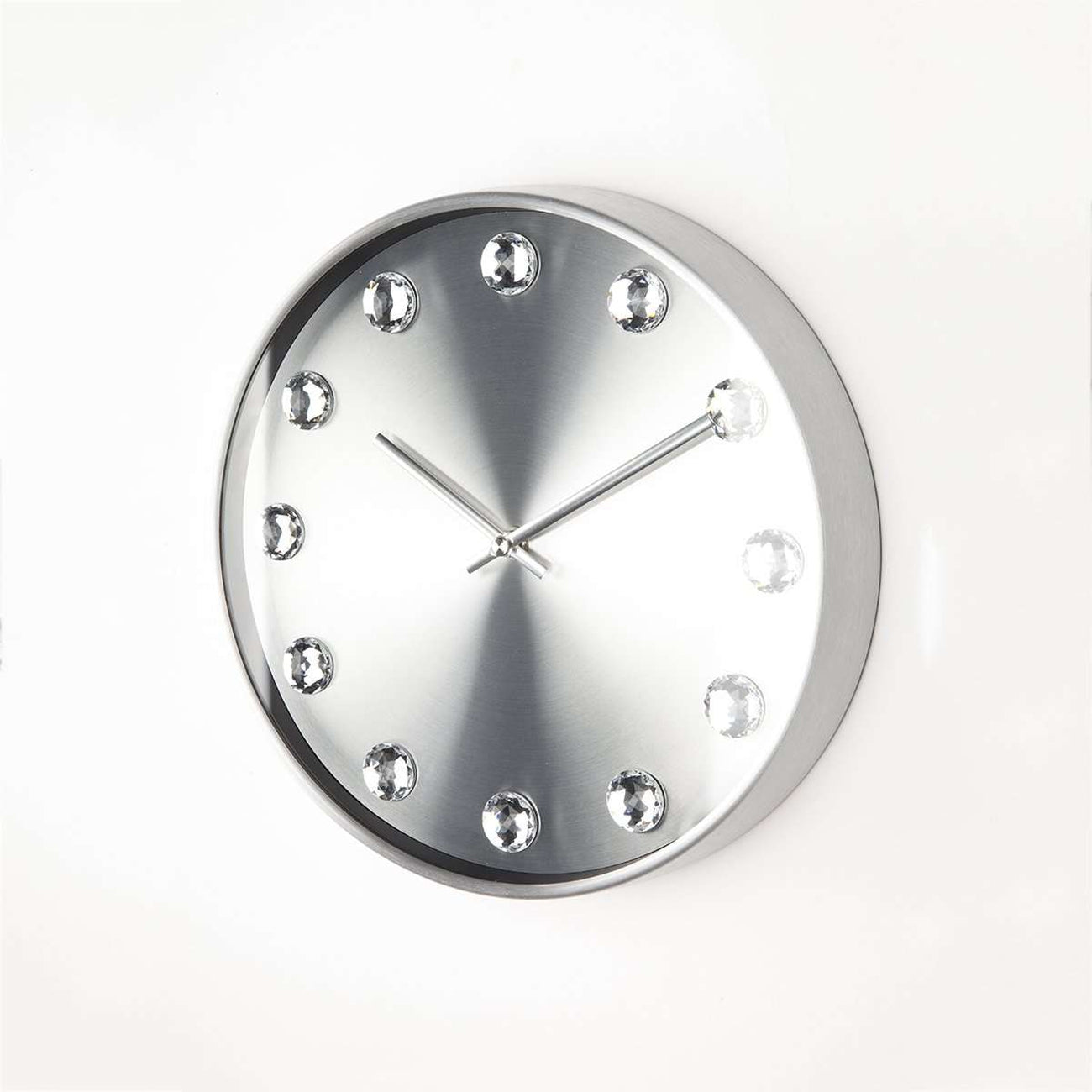Modern Sparkle Wall Clock France Amp Son